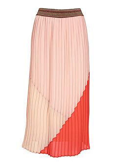 RICK CARDONA by Heine pliszé szoknya gumis derékkal