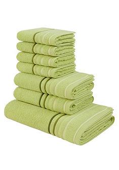 my home Souprava ručníků s pruhovaným vzorem »Niki«