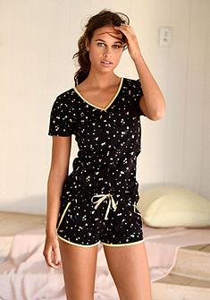 Vivance Dreams Krátké pyžamo s lesklým potiskem