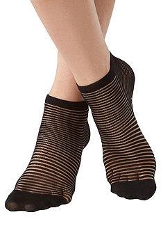 Buffalo Jemné ponožky (3 páry)