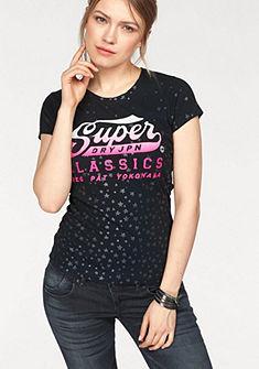 Superdry Tričko s kulatým výstřihem »CLASSIC STAR ENTRY TEE«