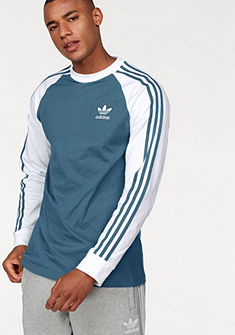 adidas Originals Tričko s dlouhým rukávem »3-STRIPES LS TEE«