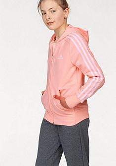 adidas Performance Mikina s kapucňou »3S FZ HD«