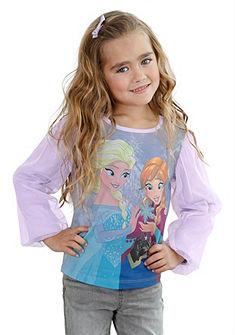 Disney Frozen hosszú ujjú felső