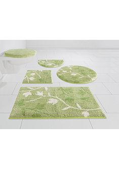 Koupelnová předložka, my home »Venezia« výška 10 mm, mikrovlákno, protiskluzová úprava