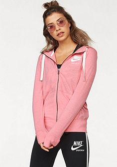 Nike Sportswear Mikina s kapucí »W NSW GYM VNTG HOODIE FZ«