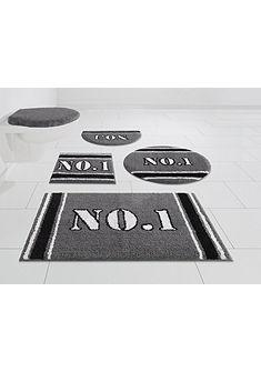 Koupelnová předložka, my home »Elin« výška 10 mm, mikrovlákno