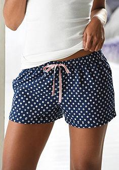 Petite Fleur rövid nadrág csíkos mintával