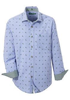 Krojová košile Country Line s potiskem jelena