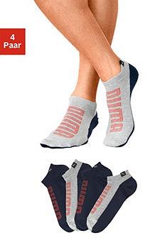 Puma sneaker zokni (2 pár) nagy logoval a rüsztjén
