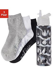 active by LASCANA Krátké ponožky (3 páry)