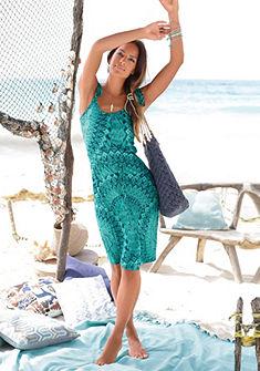 s.Oliver RED LABEL Beachwear Letní šaty s potiskem