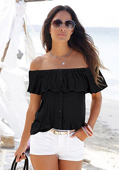 Buffalo Plážové tričko