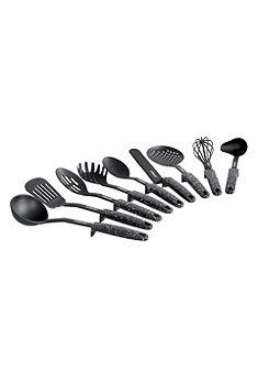 Souprava kuchyňského náčiní s podpěrkou, STONELINE®