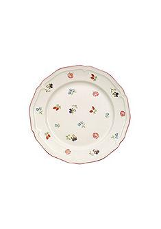 Reggeliző tányér, Villeroy & Boch, »Petit Fleur« (2 db)