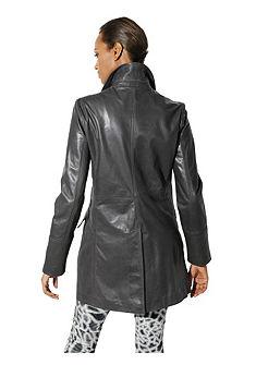 Formující kožená bunda