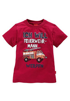 CFL Póló, »Ich will Feuerwehrmann werden«