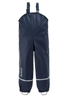 Scout Nohavice do dažďa s trakmi