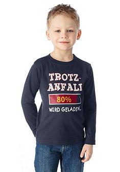 CFL Hosszú ujjú póló »Trotzanfall«