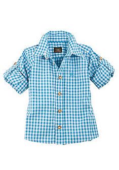 Károvaná dětská krojová košile, OS-Trachten