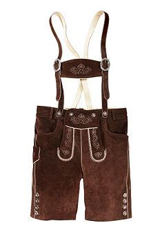 Pánské krojové kožené kalhoty, Country Line
