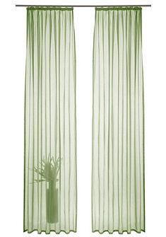 Záclona, my home, »Limes« (2 ks)