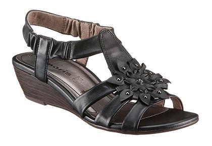 Pásikavé sandále, Tamaris