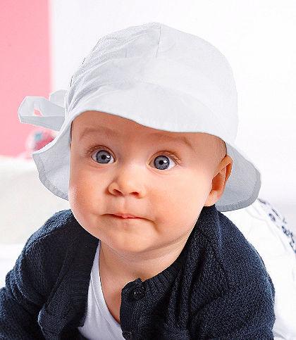 Klitzeklein Bébi nyári kalap