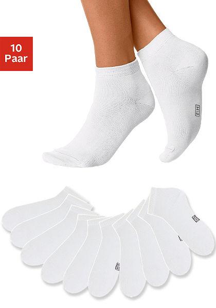 Členkové ponožky 10x