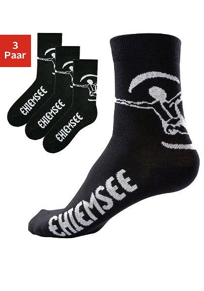 Základné ponožky 3/6 párov