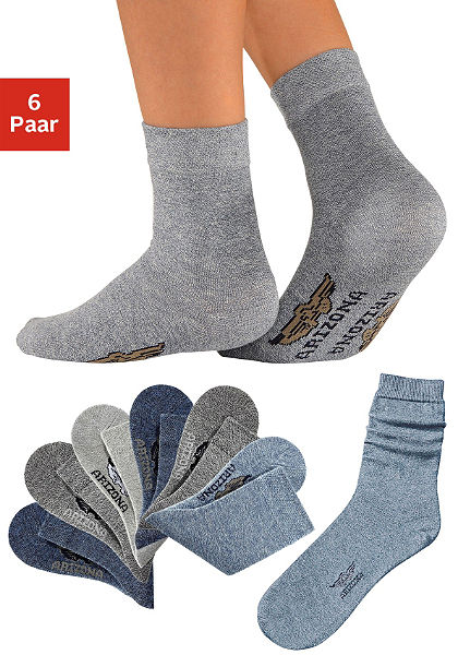 Ponožky, Arizona (6 párů)