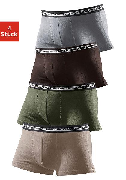Boxerky, Authentic Underwear Le Jogger (4 ks)
