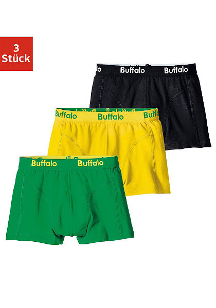 Boxerky, Buffalo (3ks)