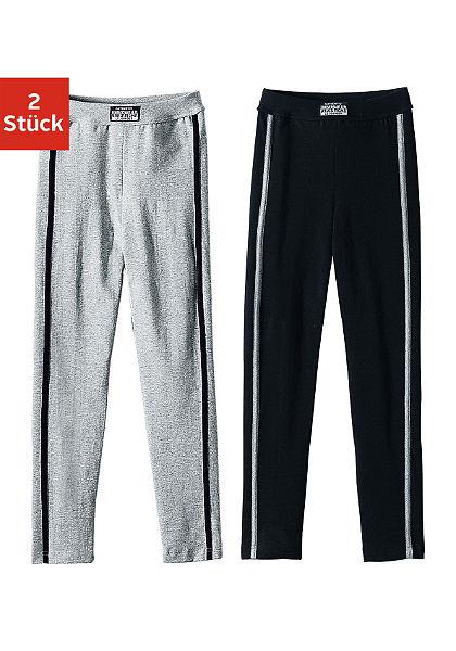 Dlouhé kalhoty, Le Jogger (2 ks)