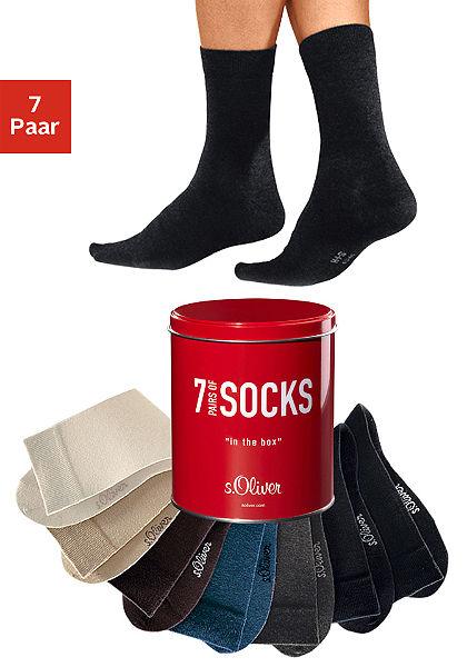 Ponožky 7párů