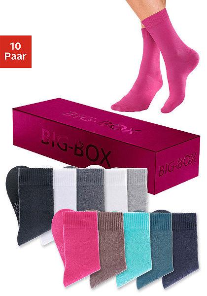 Dámské ponožky (10 páry)