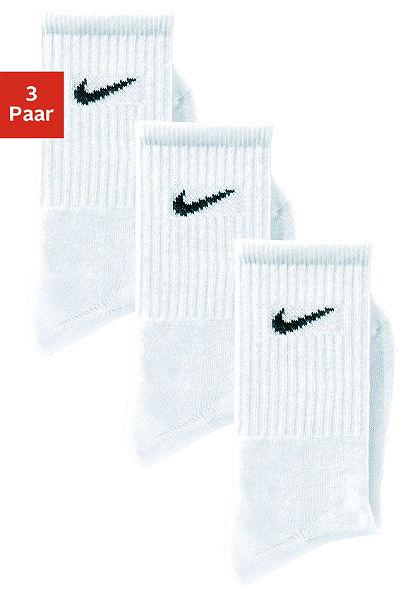 Sportové ponožky, Nike (3 a 6 párů)