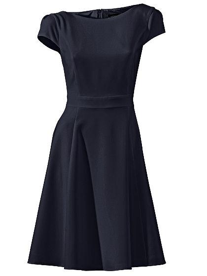 Ashley Brooke by heine Koktejlové šaty s detailem skladů