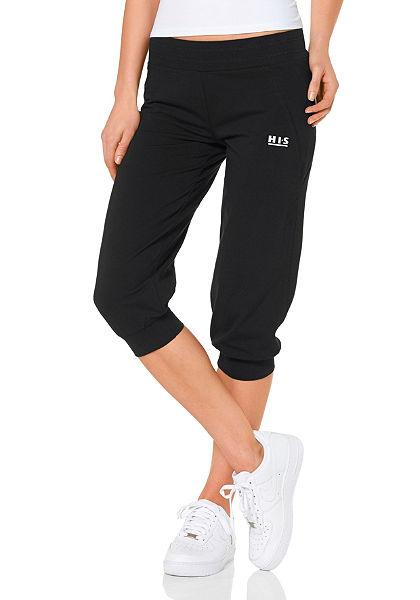 H.I.S 3/4-vé pumpkové nohavice