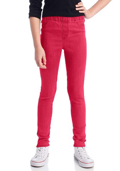 CFL Dievčenské džínsové legíny