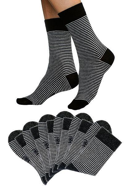 Dámské ponožky, H.I.S (6 párů)