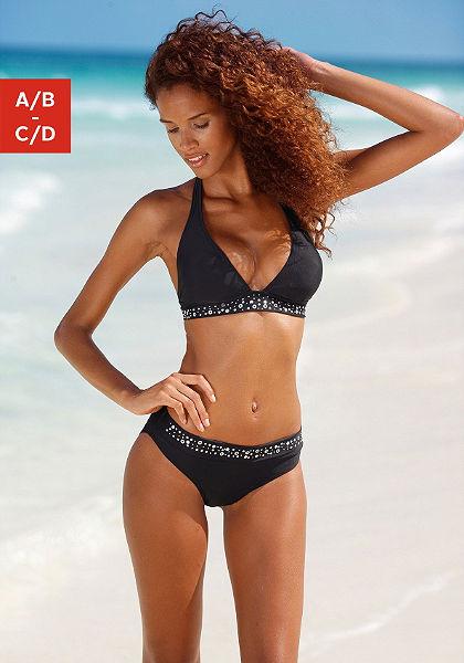 Háromszög fazonú bikini, LASCANA