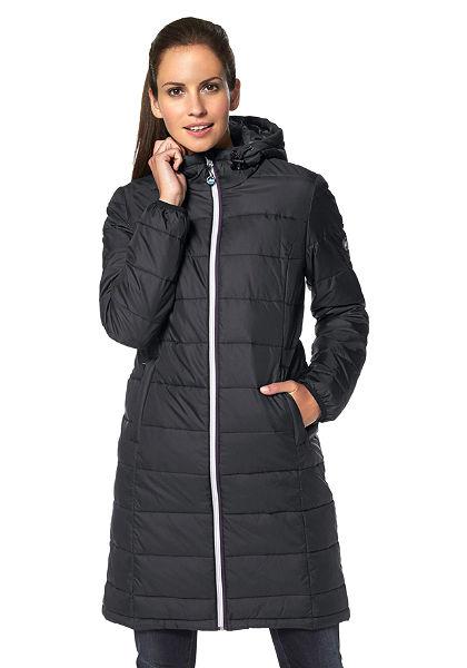 Polarino Prešívaný kabát