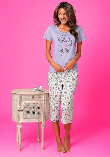 Halásznadrágos pizsama, Petite Fleur