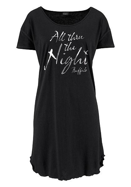 Noční košilka, Buffalo