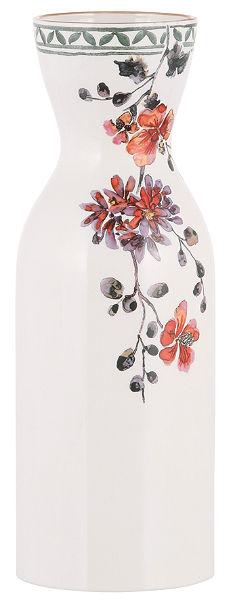 Džbán s korkovým uzávěrem, Villeroy & Boch »květinový dekor«