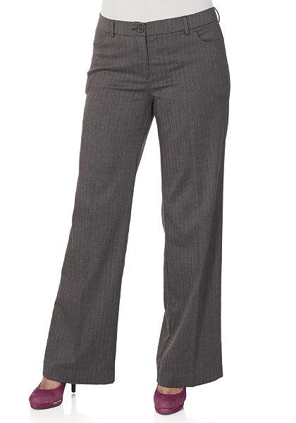 sheego Style nadrág egyenes fazonban