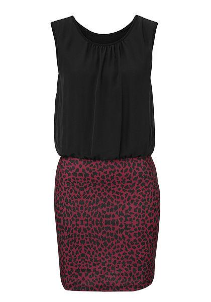 Aniston Nyomott mintás ruha