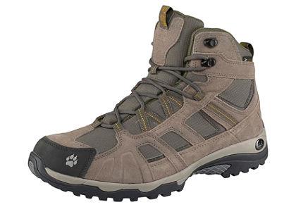 Jack Wolfskin Turistická obuv »Vojo Hike Mid Texapore«