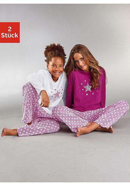 Pyžama, Petite Fleur